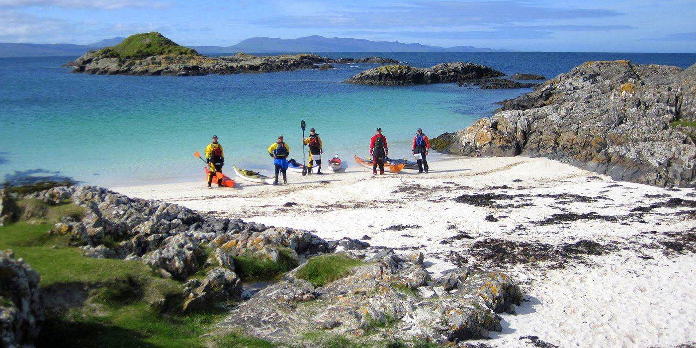 Highland escapes and retreats -  from the romantic to the adventuorus